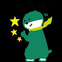 【無料スタンプ】三井住友銀行キャラクタースタンプ 第2弾