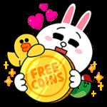 【無料スタンプ】LINE フリーコイン