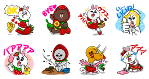 line frends1