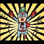 【無料スタンプ】ガリバー × Do your best. Hero