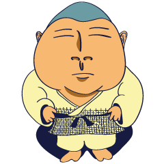 【LINEスタンプ】柔道少年太郎