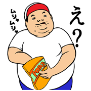 【LINEスタンプ】ファンタスティック組体操