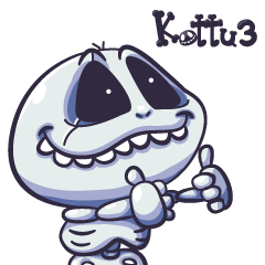 【LINEスタンプ】Kottu3