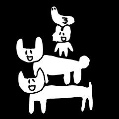 【LINEスタンプ】ヒマをもてあましている動物たち2