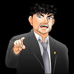 【LINEスタンプ】ドラゴン桜 「教えてやる!東大は簡単だ」