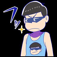 【LINEスタンプ】おそ松さん 第二松