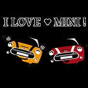 【無料スタンプ】MINI Japan公式スタンプ
