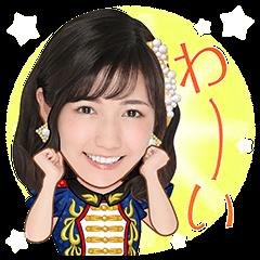【LINEスタンプ】AKB48 選抜総選挙第一党記念スタンプ