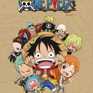 【LINE着せ替え】ONE PIECE~麦わらの一味~