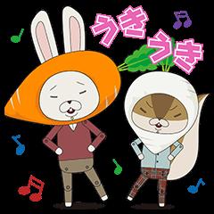 【LINEスタンプ】紙兎ロペ しゃべって飛び出すスタンプ