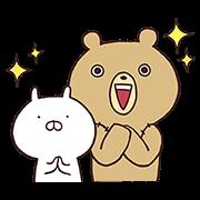 【無料スタンプ】うさまる in セブン-イレブン!