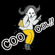 【無料スタンプ】【限定】ルミネのアプリ×チルチッタ