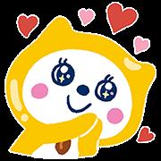 【無料スタンプ】シアの妖精★シアたん<16種>