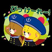 【無料スタンプ】LINE POP×ルルロロ