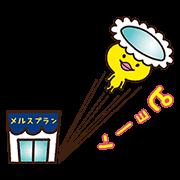 【無料スタンプ】メルスプランのメル助スタンプ第2弾