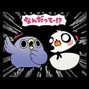 【無料スタンプ】LINEパズル タンタン