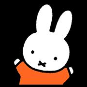 【無料スタンプ】選べるニュース×ミッフィー