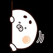 【無料スタンプ】スーパーアザラシ「コポたん」