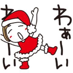 ▶︎動く!はな子。《クリスマスとお正月》