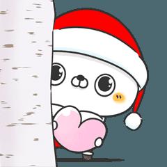 ねこなともだち冬とクリスマスとお正月