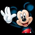 ミッキーマウス(いつもハッピーフェイス)
