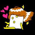 【無料スタンプ】ぷっちょ×井上涼コラボスタンプ