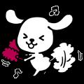 【無料スタンプ】ダス犬(ダスケン)