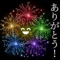 【LINEスタンプ】花火スタンプ