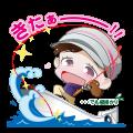 【LINEスタンプ】釣りビジョン その2