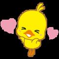 【無料スタンプ】チキンラーメン ひよこちゃんスタンプ