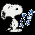 【LINEスタンプ】しゃべる♪スヌーピーと仲間たち