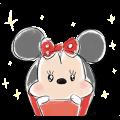 【無料スタンプ】動く!ディズニー ツムツム(もっとゆるかわ)