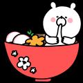 【LINEスタンプ】▶︎イベントで使えるくまさん!誕生日*正月